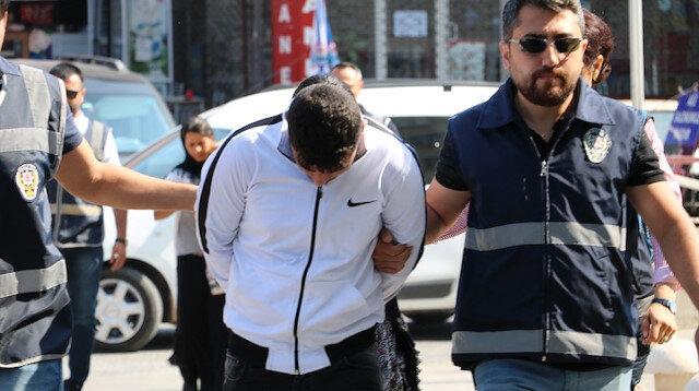 Hırsızlık yaparken polisle çatıştı serbest bırakıldı