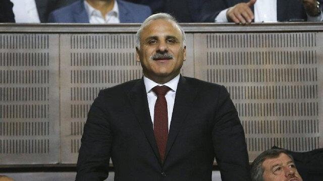 Zorluoğlu Doğu Karadeniz Belediyeler Birliği Başkanı oldu