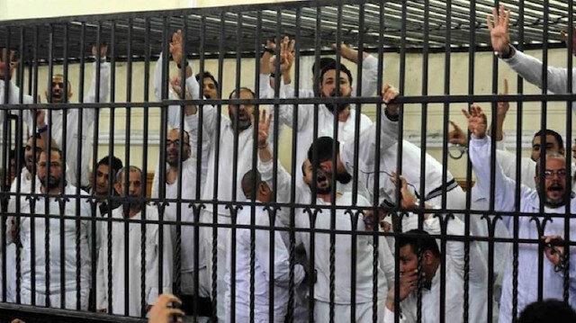 Mısır hapishanelerindeki 60 bin tutuklunun hayatı tehlikede