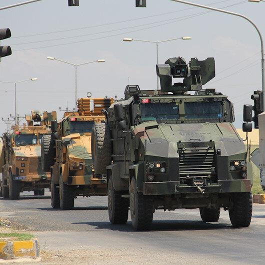 Suriye sınırına askeri sevkiyat: Komandolar sevk edildi