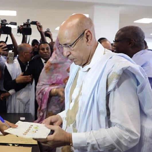 Ex-defense minister declared Mauritania's new president