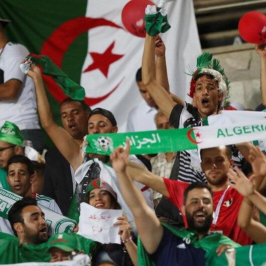 السلطات المصرية ترحّل مشجعا جزائريا بسبب شعار سياسي