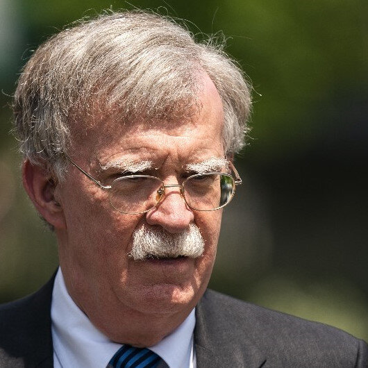 Bolton sees US pressure on Iran leading it to new talks