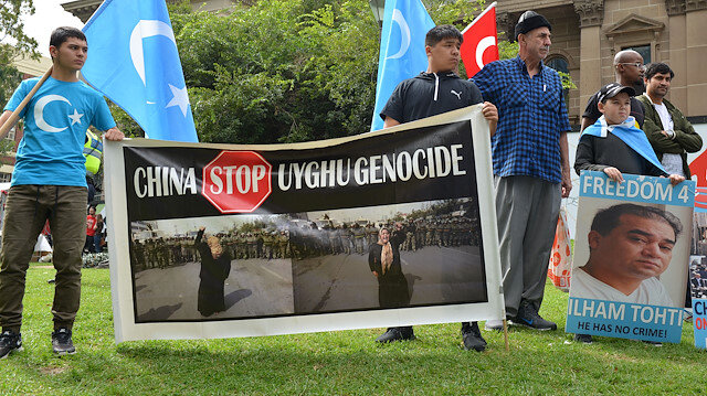Xinjiang vice-governor defends 'detention' centers for Uighur Muslims