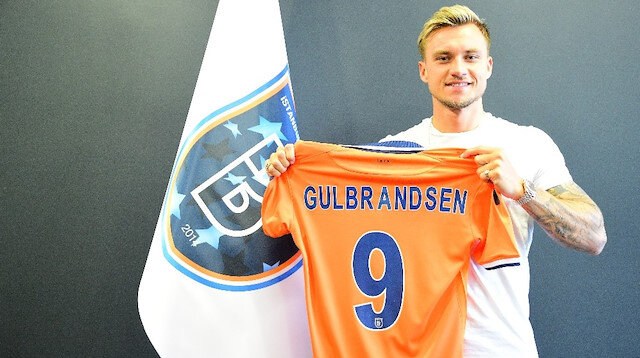 Başakşehir'in yeni golcüsü Norveçli Gulbrandsen oldu