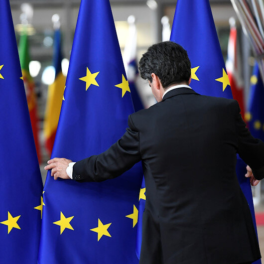 EU's search for new leaders showing strains