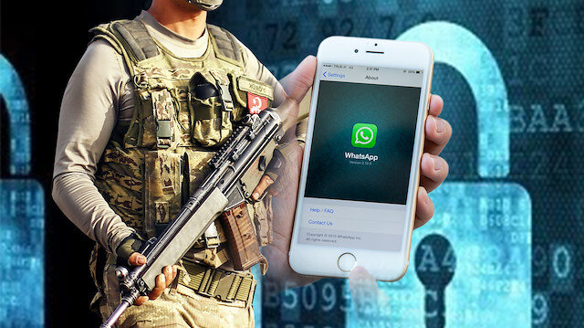 Polis telsiz yerine cep telefonuna yöneldi: WhatsApp milli güvenlik sorunu
