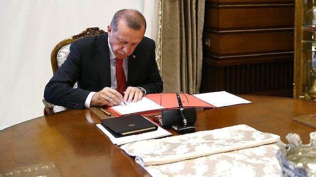 Koruma kararı Cumhurbaşkanı Recep Tayyip Erdoğan imzasıyla Resmi Gazete'de yayımlandı.