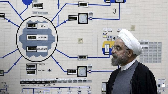Fransa, İngiltere ve Almanya İran'ı uyardı