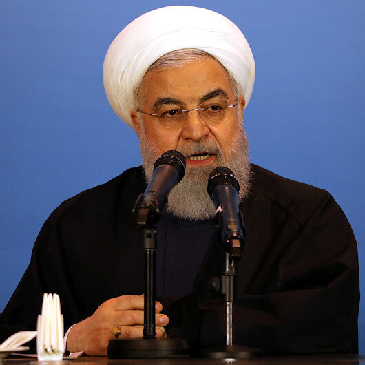 Iran's Rouhani says White House is 'mentally retarded'