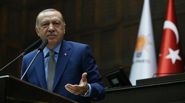 Cumhurbaşkanı Erdoğan: Milli irade tecelli etti