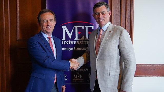 Türkiye Barolar Birliği ve MEF Üniversitesi arasında işbirliği anlaşması