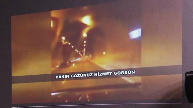 Cumhurbaşkanı Erdoğan'dan videolu yanıt