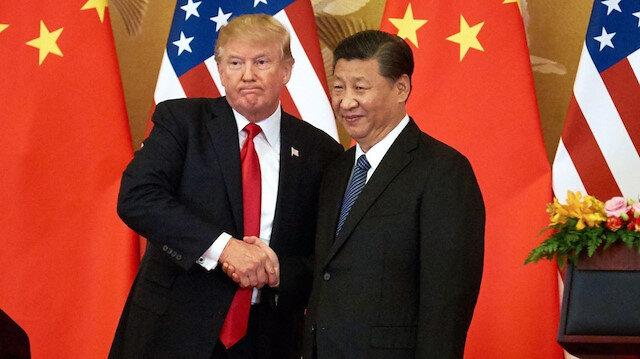 ABD ile Çin arasındaki anlaşmanın yüzde 90'ı tamam