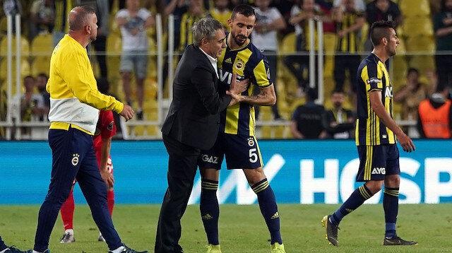 Mehmet Topal yurt dışında oynamak istiyor