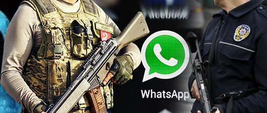 WhatsApp milli güvenlik sorunu