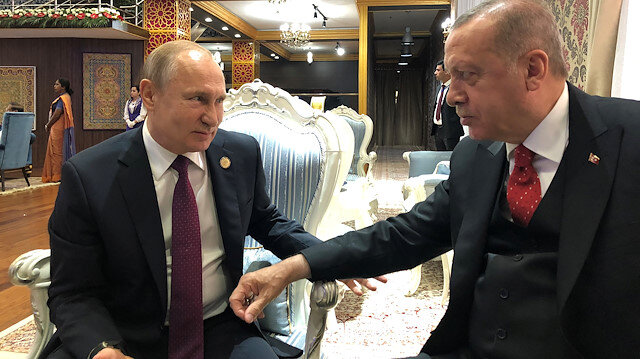 Erdoğan to meet Russia's Putin at G20 Summit