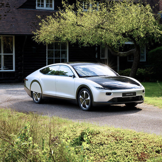 Tesla'ya güneş enerjili rakip: Lightyear One