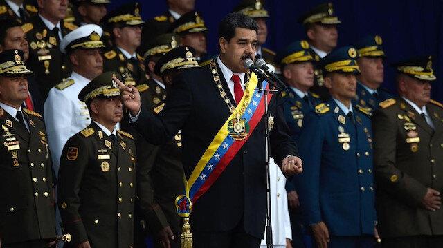 Venezuela'da ABD destekli yeni darbe girişimi