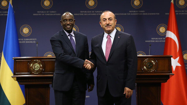 Rwandan foreign minister seeks Turkish investment