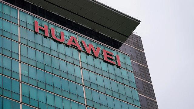 Huawei genel merkez binası.