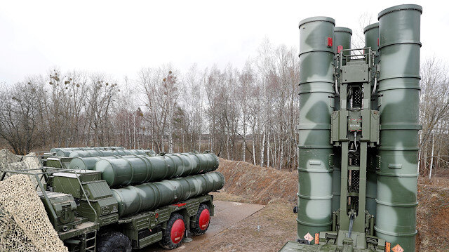 Russian arms exporter: S-400s delivery to Turkey ready
