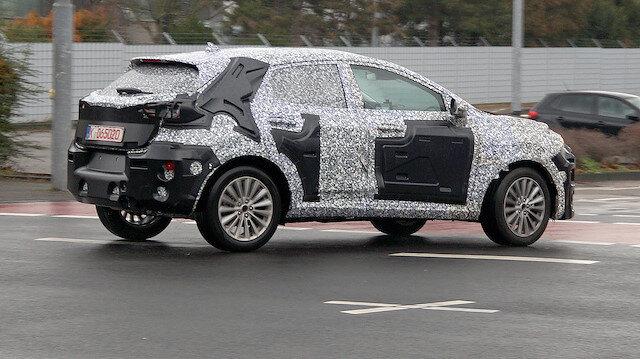 Yeni Ford Puma