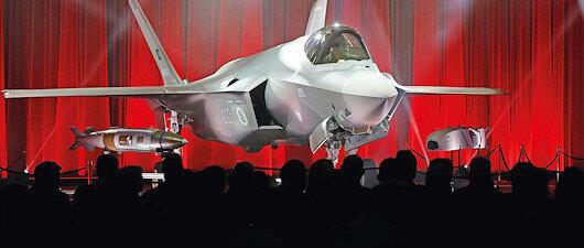 F-35'i almayalım