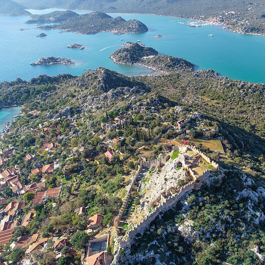 Turkey's Lycian Way awaits adventurers