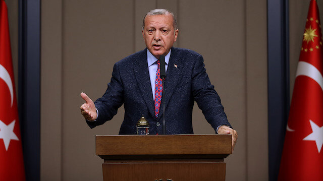 Erdoğan'dan Japonya'da S-400 ve F-35 mesajı