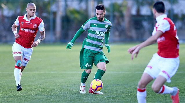 Medipol Başakşehir üçüncü transferini bitiriyor