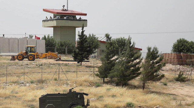Esed rejiminden TSK gözlem noktasına saldırı: 1 asker şehit