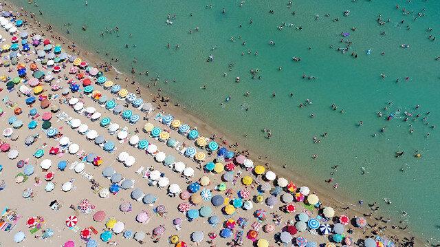 Türkiye'ye ilk 5 ayda gelen turist sayısı yüzde 11,3 arttı