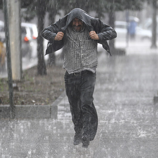 Meteorolojiden 6 ile yeni kuvvetli yağış uyarısı