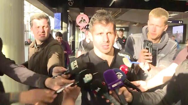 A Milli Futbol Takımı'na İzlanda'da büyük saygısızlık yapılmıştı.