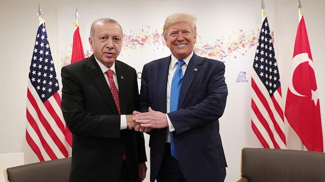 Trump: Obama döneminde Türkiye'ye adil davranılmadı