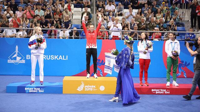 Turkey bags 15 medals in European Games