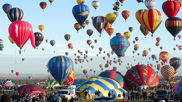 Image result for hot air balloon festival
