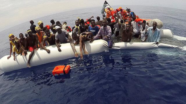 İtalya ile Almanya düzensiz göçmen krizi yaşıyor