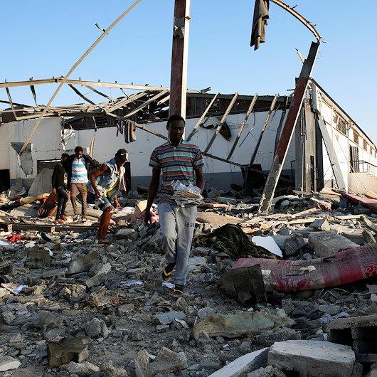 AB'nin Libya açıklaması: Saldırının sorumluları hesap vermeli