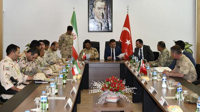 Heyetler arasındaki anlaşma, imzalanarak protokol haline getirildi.