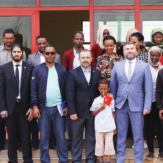 Etiyopya'daki FETÖ okulları Türkiye'ye devredildi
