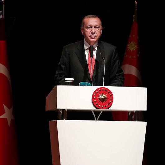 Cumhurbaşkanı Erdoğan: 15 Temmuz tam bir milli irade şahlanışıdır