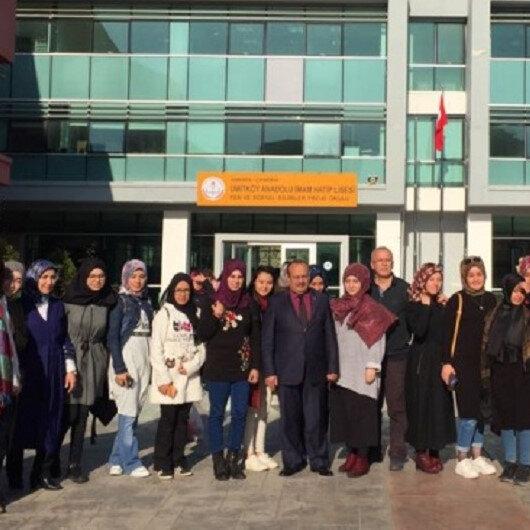 Eğitimde yeni soluk: Ümitköy Anadolu İmam Hatip Lisesi