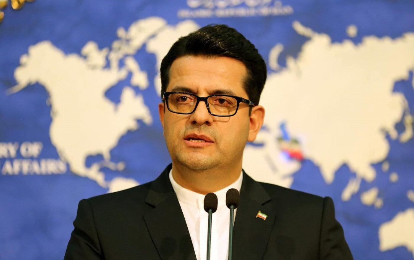 İran Dışişleri Bakanlığı Sözcüsü Abbas Musevi