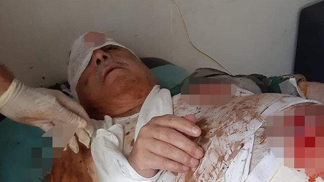 Ural'ın saldırıda ağır yaralandığı ve Şam'daki bir hastaneye nakledildiği kaydedildi.