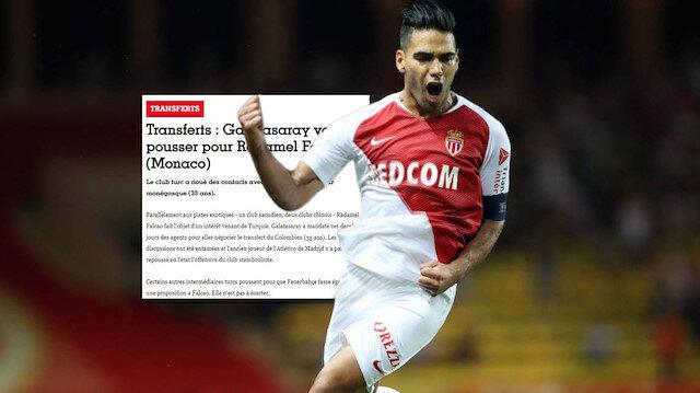 Geçen sezon Monaco formasıyla 39 maça çıkan Falcao 16 gol 2 asistlik performans sergiledi.