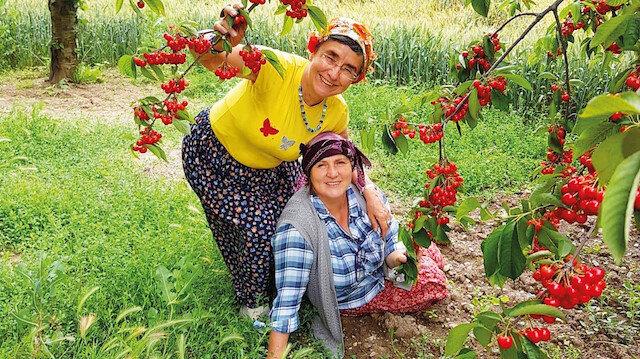 Bedriye Berber Engin, yaşadığı köye eko köye dönüştürdü.
