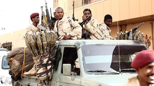 """Sudan, Suudi Arabistan ve BAE'nin yardımlarına """"dokunmadı"""""""