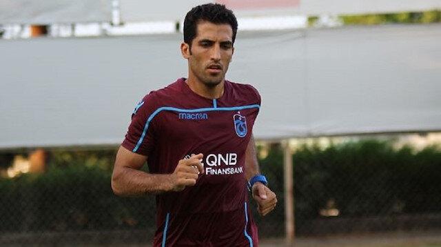 31 yaşındaki Vahid Amiri, bordo-mavili formayla çıktığı 26 resmi maçta 3 gol attı.